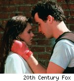 Ione Skye and John Cusack in 'Say Anything'