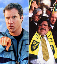 Kicking and Screaming and Mike Bassett: England Manager