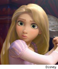 Scene from Tangled