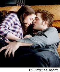 Scene from Twilight: Eclipse