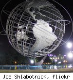 Unisphere, Flushing Meadows