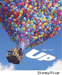 Poster for Disney/Pixar's Up