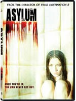 asylum dvd