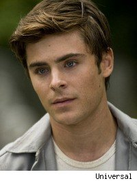 Zac Efron in 'Charlie St. Cloud'