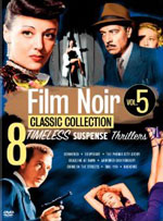 'Film Noir Classic Collection Vol. 5'