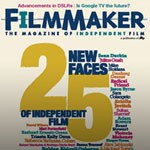 Filmmaker Magazine - Summer 2010