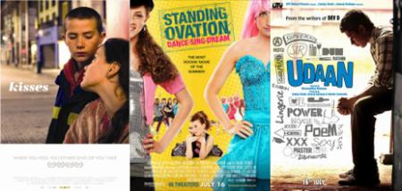 Cinematical's Indie Roundup: 'Kisses,' 'Standing Ovation,' 'Udaan'