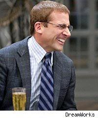 Steve Carell in 'Dinner for Schmucks'