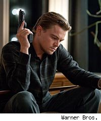 Leonardo DiCaprio in 'Inception'