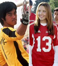 Shaolin Soccer and She's The Man
