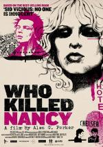 'Who Killed Nancy' poster