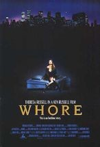 'Whore' poster