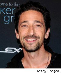Adrien Brody getty