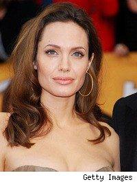 Angelina Jolie Takes Over the World