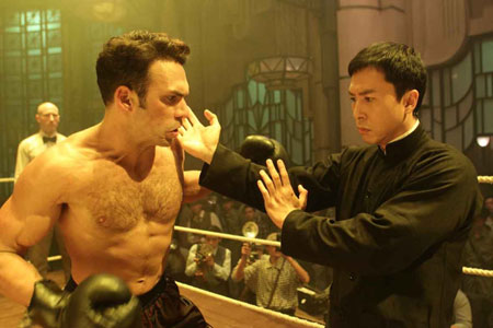 Donnie Yen in 'Ip Man 2'