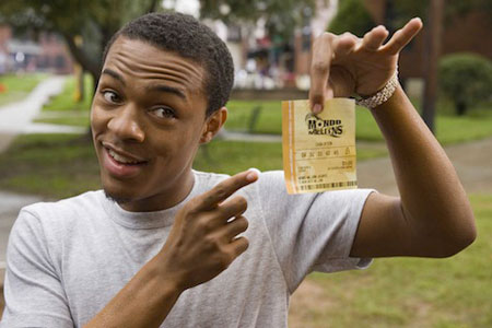 Bow Wow in 'Lottery Ticket'