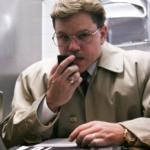 Matt Damon in 'The Informant!'