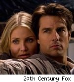Cameron Diaz and Tom Cruise in 'Knight &amp; Day'