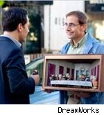 Paul Rudd and Steve Carell in 'Dinner for Schmucks'