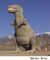 The Cabazon Dinosaurs The Big Waste of Space