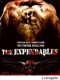 'The Expendables' premiere