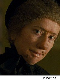 Emma Thompson as Nanny McPhee