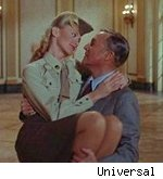 O. Newton-John and Gene Kelly in 'Xanadu'