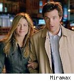 Jennifer Aniston and Jason Bateman in 'The Switch'