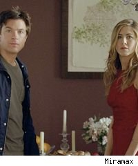 Jason Bateman and Jennifer Aniston in 'The Switch'