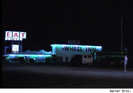 Wheel Inn restaurant