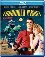 'Forbidden Planet' on Blu-ray