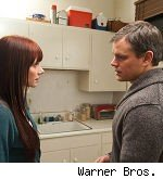 Bryce Dallas Howard and Matt Damon in 'Hereafter'