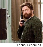 Zach Galifianakis in 'It's Kind of a Funny Story'