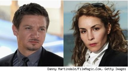 Jeremy Renner, Noomi Rapace