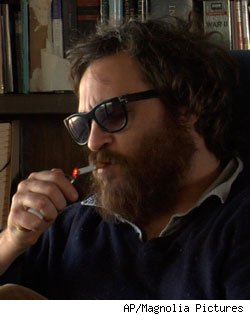 Joaquin Phoenix in 'I'm Still Here'