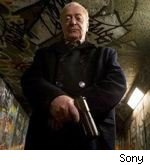 Michael Caine in 'Harry Brown'