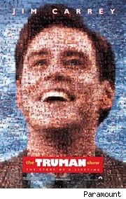 green film and truman show The truman show (1998) on imdb: plot summary, synopsis they show him and look on together as the tv begins to play an old film called 'show me the way to go.