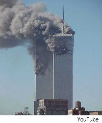 9/11 attack on World Trade Center