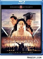Legend of the Black Scorpion