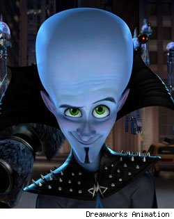 Will Ferrel - Megamind