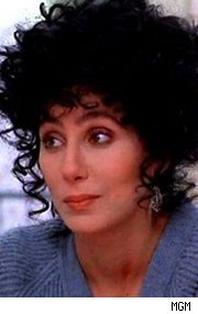 Cher in 'Moonstruck'
