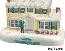 Christmas Vacation ornament