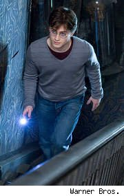 Daniel Radcliffe in 'Harry Potter and the Deathly Hallows, Pt. 1'