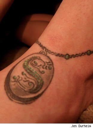 'Harry Potter' Tattoos: Fans Show Their Loyalty. Jen Durheim