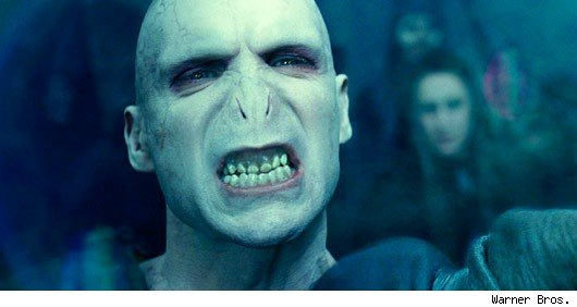Voldemort fight, Goblet of Fire