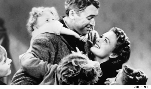 1 39 It 39 S A Wonderful Life 39 Best Christmas Scenes Of All Time The Moviefone Blog