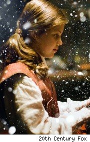Georgie Henley in The Chronicles of Narnia The Voyage of the Dawn Treader