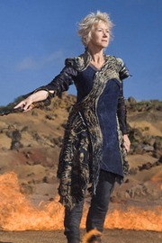 Helen Mirren as Prospera in 'The Tempest'