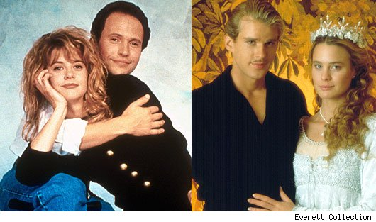 'When Harry Met Sally' and 'The Princess Bride'