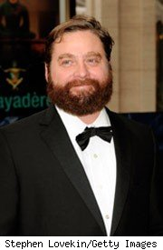 Wallpaper Zach Galifianakis and Ryan Reynolds to Play Dead Cops in 'R
